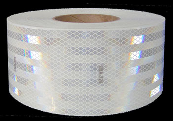 FRA Reflective Railcar Tape
