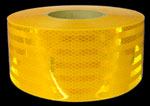 3M FRA Railcar Yellow Conpicuity Tape