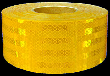 3M USCGFP-31 Yellow Reflective Tape