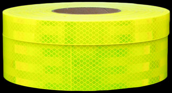 3M 983-23 Fluorescent Yellow-Green
