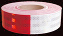 3M 983-326 Red/White Conspicuity Tape