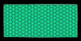 High Intensity Green Reflective Tape