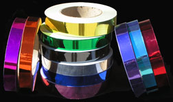 Colored Mirror Tapes