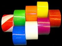 300-ft Rolls of Barricade Tape