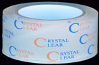 2-inch Crystal Clear Protection Tape