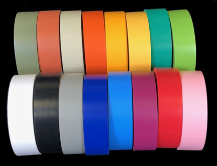 Color Coding Tape: 16-color Pack