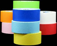 Pro Tapes PRO-46 Colored Masking Tape: 2 in. x 60 yds.