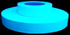 Blue Photoluminescent Tape