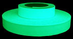 Green Photoluminescent Tape