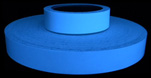Blue Lavender Photoluminescent Tape
