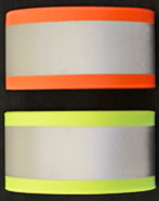 Safety Vest Trim with 2-inch Reflective Stripe