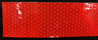 Reflexite V98 Conformable Reflective Tape - Red