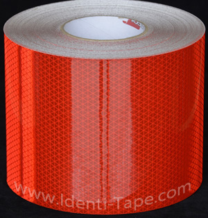 Reflexite V98 Red Reflective Fire Truck Tape