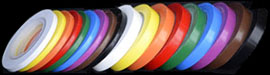 Colored Vinyl Identification Tapes