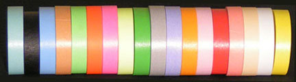 Label Tape Multi-Color Pack