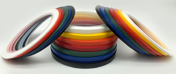 Colored Whiteboard Striping Tape